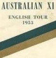 The Australian team under Lindsay Hassett toured England during the Queen's coronation year of 1953 and played a five-match Test series.