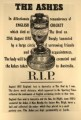 1882 Ashes