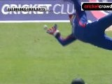 Incredible catching by Craig Kieswetter (Riverside)