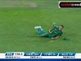 Oh my balls! Morkel in painful mishap (Oval)