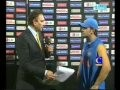 2007 T20 World Cup Final Presentation: Dhoni picks up cup