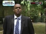 Courtney Walsh: Holding was my hero