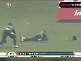 Kamran drops catch then concedes 5 runs, Ajmal takes five wickets (Delhi)