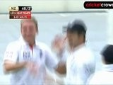 England in charge after late Broad burst: 2nd Test, Day 2 (Wellington)