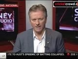 Falling axe: Waugh urges Lehmann to stick with failing batsmen (Oval)