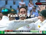 FxxK Off, Faf! Mitch Johnson bullies South Africans (Centurion)