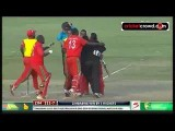 Zimbabwe stun Aussies, first win in 31 years: 4th Tri-Nations (Harare)