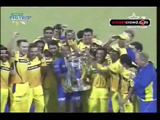 Rampant Raina powers Chennai to title: 2014 CL Final (Bangalore)