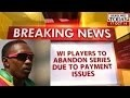 West Indies abandon Indian series, SL tour instead