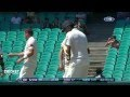 Smith, Burns power Aussie lead to 348: 4th Test, Day 4 (SCG)