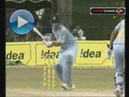 India win series despite late Tushara strikes: 4th ODI ((Indian Innings)