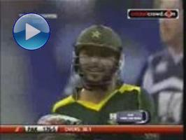 Afridi fires with bat & ball to lead win: 1st ODI (Abu Dhabi)