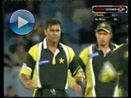 Waqar: Imran gave first break