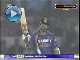 Tendulkar & Jadeja deliver win after stunning Lankan collpase: 3rd ODI (Cuttack)