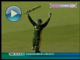 Hammad leads Pakistan into final in thriller: (U-19 World Cup)