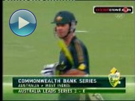Ponting leads Aussies to win: 2nd ODI (Adelaide)