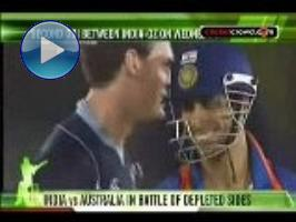 India Vs Australia In Battle of depleted sides