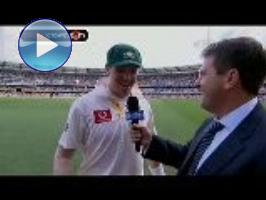 Siddle on hat-trick: I was nervous but crowd pumped me up (Gabba)