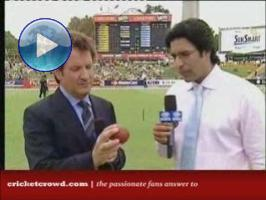 Wasim Akram: How Indian Swing Won the Perth Test