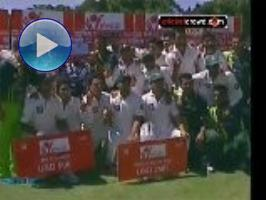 Ajmal and Cheema ease Pakistan to 7-wicket win: 1st Test, Day 5 (Bulawayo)