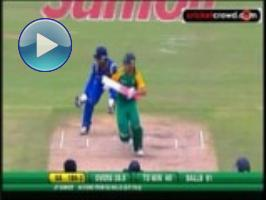 Duminy inspires win after Chamdimal guides recovery: 2nd ODI (East Lon) - 2 of 2