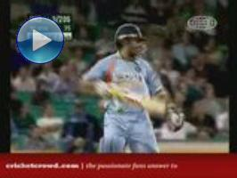 Classic Sachin Ton: Match winning 117* (CB Final, SCG)