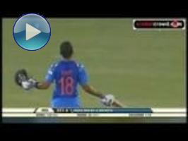 Kohli & Dhawan trump Bailey & Watson in big chase: 6th ODI (Nagpur) - 2 of 2
