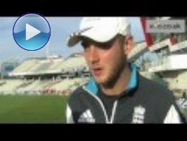 Perfect day: Broad on 6 wicket haul (Old Trafford)