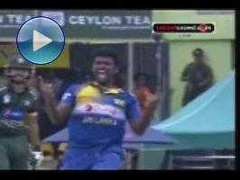 Pak collapse for 102, Thisara shines in series win: 3rd ODI (Dambulla)