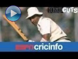 Crowe: Gavaskar's wall to build batting technique against paceman
