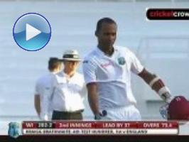 Windies fightback after Braithwaite ton: 2nd Test, Day 4 (Grenada)