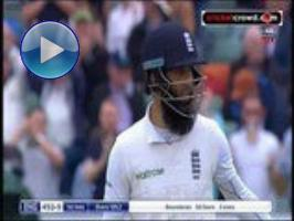Moeen ton and pacemen wreck Sri Lanka: 2nd Test, Day 2 (Durham)