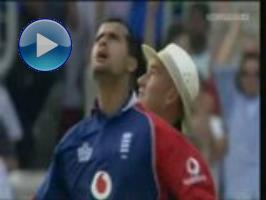 Sachin inspires 2 wicket win: 6th ODI (Oval, 2007) - Part 2 of 2