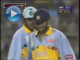 1996 World Cup: Dramatic Indian Collapse against Lankans (Part 2)