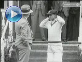 Bradman clobbers England: 1930 Ashes