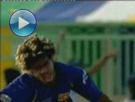 2007 World Cup: Malinga double hat-trick
