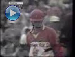 Saqlain hat trick against Zimbabwe: 1999 World Cup