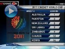 World Cup 2011 Group A Prospects: Sri Lanka and Australia to dominate