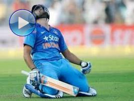Rohit breaks world record with incredible 264 (Eden Gardens)