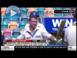 1988-2014: Tribute to Phil Hughes after tragic death