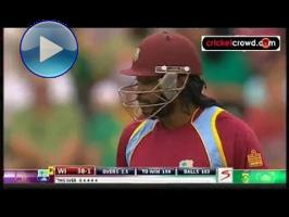 Gayle, Samuels star in world record chase: 2nd T20 (J'borg)
