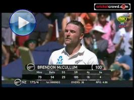 McCullum bows out by smashing fastest Test century record
