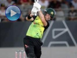Australia in world record chase after Warner, Short blitz: 2018 Trans Tasman T20 No 5 (Auckland)