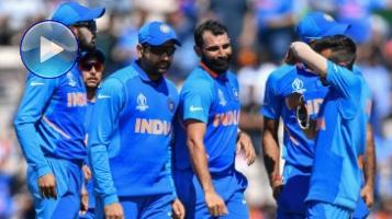 Shami hat-trick seals tense win over Afghanistan: 2019 WC #28 (Southampton)